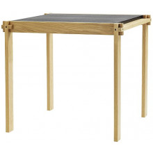 Werner Blaser Tisch quadratisch